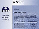 CFP-Zertifikat